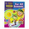 Teacher Created Resources - 4224 - Sticker Book, For All Seasons, 1, 008/Pack