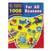 Teacher Created Resources - 4226 - Sticker Book, For All Reasons, 1, 008/Pack