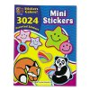 Teacher Created Resources - 4228 - Sticker Book, Mini Size, 3, 024/Pack