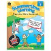 Teacher Created Resources - TCR8842 - Summertime Learning, Reading, Writing, Math, Grade 2, 112 Pages