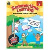 Teacher Created Resources - TCR8843 - Summertime Learning, Reading, Writing, Math, Grade 3, 112 Pages