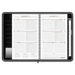 At-A-Glance - 1170N3450506 - Planner Wk/mth 4.63x8 Bk