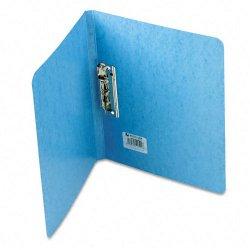 Acco Brands - A7042522 - Wilson Jones PRESSTEX Grip Binder - 5/8 Binder Capacity - 125 Sheet Capacity - Presstex - Light Blue - Recycled - 1 Each