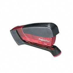 Accentra - 1511 - inJoy 20 Compact Stapler, 20-Sheet Capacity, Red