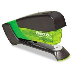 Accentra - 1513 - inJoy 20 Compact Stapler, 20-Sheet Capacity, Green