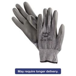Ansell-Edmont - 012-11-627-9 - HyFlex 627 Light-Duty Gloves, Size 9, Dyneema/Lycra/Polyurethane, GY, 12 Pairs