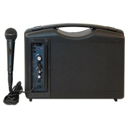 AmpliVox - S222A - 0 Channel Corded Portable Sound System