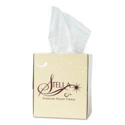 Atlas Paper Mills - ALM330 - Windsor Place Premium Facial Tissue, 2-Ply, White, 7 1/2 x 8 1/5, 100/Box