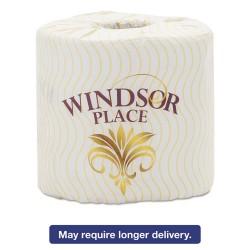 Atlas Paper Mills - 374 - Windsor Place Premium Bathroom Tissue, 2-Ply, 4 1/2 x 3, 400/Roll, 96 Roll/Crtn