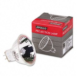 Apollo - VA-ENX-6 - Bulb for Apolloeclipse/Concept/3M/Elmo/Buhl/Da-lite and Dukane Products, 82V