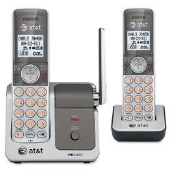 AT&T - CL81201 - Phone Cl81201 Base Bksv