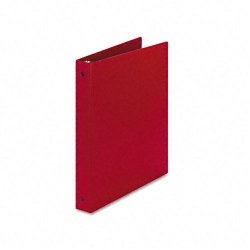 Avery Dennison - 03310 - 1 Economy Binder, Red, 175-Sheet Capacity