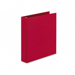 Avery Dennison - 03410 - 1-1/2 Economy Binder, Red, 275-Sheet Capacity