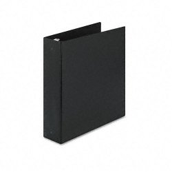 Avery Dennison - 03501 - 2 Economy Binder, Black, 375-Sheet Capacity