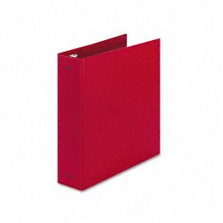 Avery Dennison - 03510 - 2 Economy Binder, Red, 375-Sheet Capacity