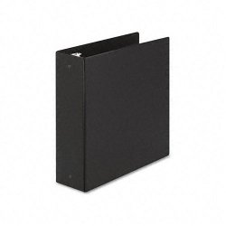 Avery Dennison - 03602 - 3 Economy Binder, Black, 460-Sheet Capacity