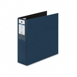 Avery Dennison - 04600 - 3 Economy Binder, Blue, 460-Sheet Capacity