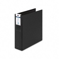 Avery Dennison - 04601 - 3 Economy Binder, Black, 460-Sheet Capacity