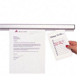 Advantus - 2010 - Advantus Grip-A-Strip Mounting Rail - Satin