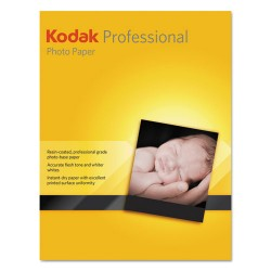 Brand Management Group - 08400112A - Professional Inkjet Fibre Satin Fine Art Paper Roll, 17 x 50 ft, Neutral