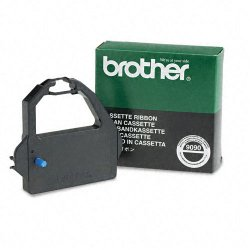 Brother International - 9090 - Brother 9090 Ribbon Cartridge - Dot Matrix - 3500000 Characters - Black - 1 Each