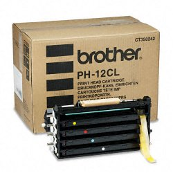 Brother International - PH12CL - Brother Print Head Cartridge - Laser - 30000 Page