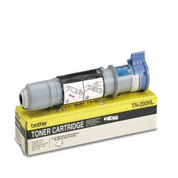 Brother International - TN200HL - Brother TN200HL Original Toner Cartridge - Laser - 2200 Pages - Black - 1 Each