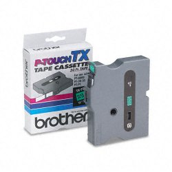 Brother International - TX7311 - Brother P-Touch TX Laminated Tape(s) - 0.5 x 50' - 1 x Tape