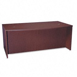 basyx (HON) - BL2111NN - basyx BL Laminate Series Bow Front Desk Shell (Each)