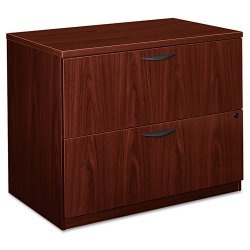 basyx (HON) - BL2171NN - basyx BL Laminate Series Two-Drawer Lateral File Pedestal (Each)