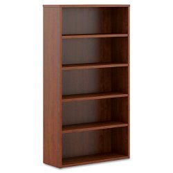 basyx (HON) - BL2194A1A1 - basyx Five-Shelf Bookcase, Laminate (Each)