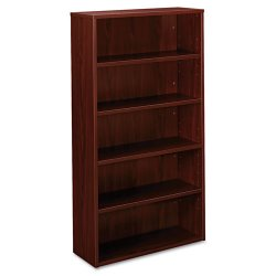 basyx (HON) - BL2194NN - basyx Five-Shelf Bookcase, Laminate (Each)