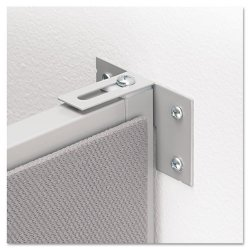 basyx (HON) - PWB1GY - Vers Quick Connect Wall Mount Connecting Hardware, Gray