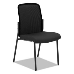 basyx (HON) - BSXVL508ES10 - VL508 Mesh Back Multi-Purpose Chair, Black