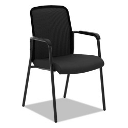 basyx (HON) - BSXVL518ES10 - VL518 Mesh Back Multi-Purpose Chair with Arms, Black