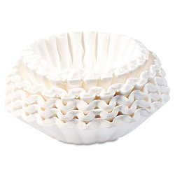 Bunn-O-Matic - 20115.0000 - Commercial Coffee Filters, 12-Cup Size, 1000/Carton