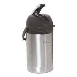 Bunn-O-Matic - 32125.0000 - 2.5 Liter Lever Action Airpot, Stainless Steel