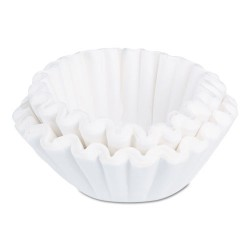 Bunn-O-Matic - 20120.0000 - Flat Bottom Funnel Shaped Filters, for BUNN Sys III Brewer, 252/PK, 2 Packs/CT