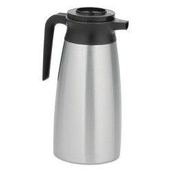 Bunn-O-Matic - 39430.0000 - 1.9 Liter Thermal Pitcher, Stainless Steel/Black