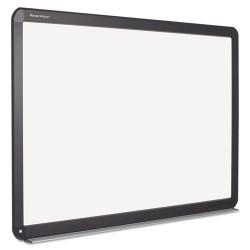 Bi-silque - BI1691802 - Interactive Magnetic Dry Erase Board, 51.2 x 39.68 x 4.2, White/Black Frame