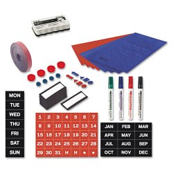 Bi-silque - KT1416 - MasterVision MV Basic Magnetic Board Accessory Kit