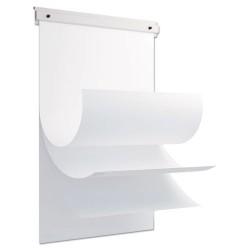 Bi-silque - SX101010 - MasterVision Flip Chart Hanger for Tile Boards - for Flip Chart - Tan - 1 Each