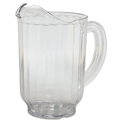 Carlisle FoodService - 554007 - Pitcher, Clear, PK6