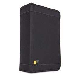 Case Logic - CDW-128T - Case Logic 144 Capacity CD Wallet - Wallet - Nylon - 144 CD/DVD