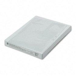 C-Line - 08037 - C-Line Sheet Protector - A4 8.25 x 11.75 - Rectangular - Polypropylene - 50 / Box - Clear
