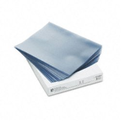 C-Line - 31357 - C-Line Clear Report Cover - Letter - 8.50 Width x 11 Length Sheet Size - 20 Sheet Capacity - Vinyl - Clear - 100 / Box