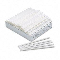 C-Line - 34447 - C-Line Slide Binding Bar - 40 Sheet Capacity - 100 / Box - White