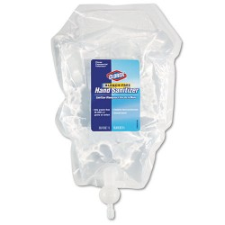 Other - 01753 - Hand Sanitizer Push Button Dispenser Refill, 1 L Bag