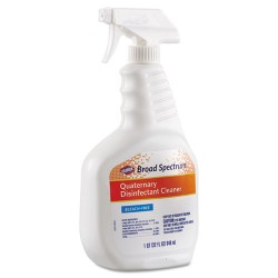 Other - 30649 - Clorox Broad Spectrum Quaternary, disinfectant cleaner, 32 ounce spray bottle, each, ship ground