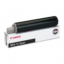 Canon - NPG11 - Canon NPG-11 Original Toner Cartridge - Black - Laser - 5000 Pages